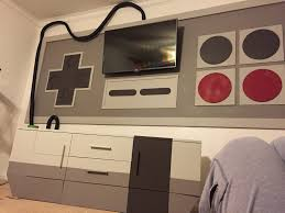 when your mom is so awesome she builds you a badass nintendo