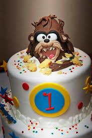 99 best taz cakes images on pinterest tasmanian devil looney