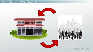 the impact of business decisions on stakeholders video u0026 lesson what is a stakeholder in business definition u0026 examples