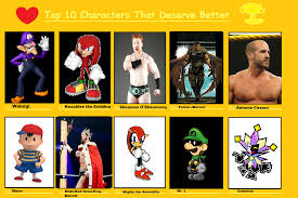 Bad News Barrett Meme - my meme top 10 characters that deserve better by northstars4ever on