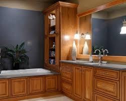 Latest Home Interior Design Magnificent Bathroom Cabinets Oak In Latest Home Interior Design