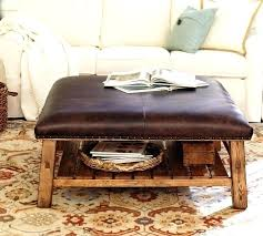 Oversized Ottoman Coffee Table Oversized Ottoman Coffee Table Square Ottomans Coffee Tables