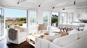 photos of interiors of homes 40 beautiful beachy living rooms coastal living