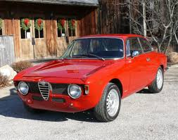 alfa romeo gtv rebuilt and upgraded 1966 alfa romeo giulia gtv bring a trailer