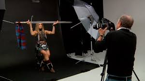picture studio wireless flash studio portraits