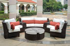 patio sectional sofa furniture outdoor sectional sofa with patio furniture wicker