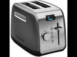 Best Toaster 2 Slice Best Rated Kitchenaid Kmt222qg 2 Slice Toaster With Manual High