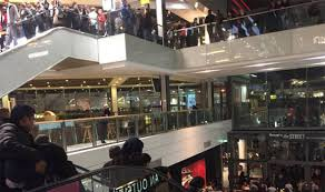 westfield stratford evacuated as terrified shoppers u0027run from