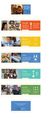 ngo brochure templates charity brochure for feed my starving children project for
