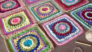 how to join crochet squares completely flat zipper method celtic lace join babylove brand