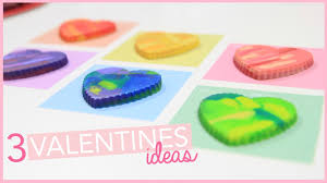 3 valentines ideas for your classmates youtube