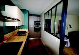 cuisine raison espace réduit bien aménager une cuisine ou kitchenette