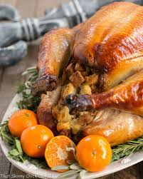 lacquered turkey with turkey brine recipe