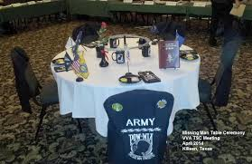 Fallen Comrade Table by Vva Chapter 1069 Christmas Party 2016