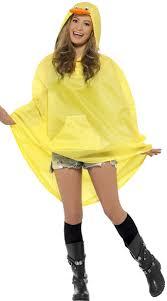 duck costume party poncho costume duck costume bird costume
