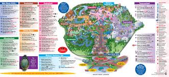 Disney World Interactive Map by Park Maps 2008 Photo 1 Of 4