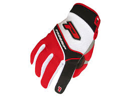 motocross gloves usa gloves progrip mx 4010 white red scooter parts racing planet usa
