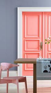 Wohnzimmer Orange Blau Die Besten 20 Rosa Tapete Ideen Auf Pinterest Love Pink Tapete