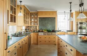 beech wood kitchen cabinets beech wood cabinets kitchen traditional with pendant light wood drawers