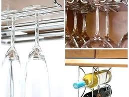 superb under cabinet wine glass holder u2013 choosepeace me