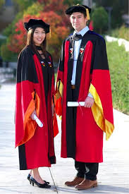 doctoral regalia and black phd regalia set phinished gown