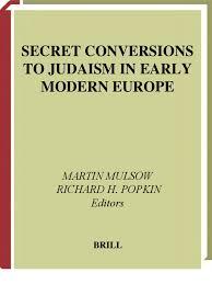 martin mulsow richard h popkin secret conversi bookos org