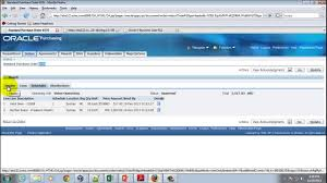 po matching to invoice in r12 2 oracle payables youtube