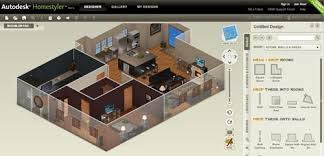 Free line AutoDesk Home Design Software AutoDesk HomeStyler