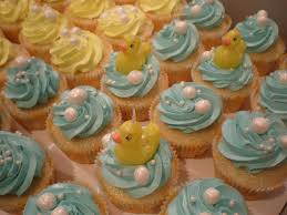 photo rubber ducky baby shower punch image