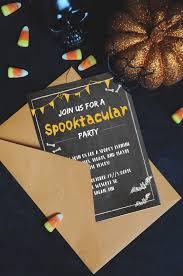 free halloween party invitations uplifting mayhem