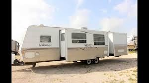Used Horse Trailers For Sale In San Antonio Texas 2006 Keystone Springdale 299bh San Antonio Area Rv Sales Youtube