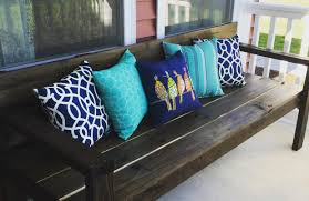 bench glamorous garden bench plans curved rare outdoor bench