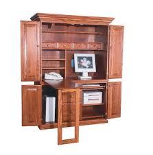 Computer Armoire Desk Cabinet Computer Armoire Desk Cabinet Home Design Ideas