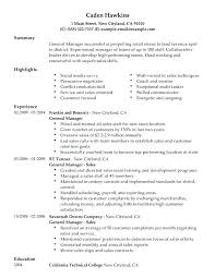 resume manager sample branch manager resume example case manager