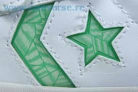 Comfortable Converse Shoes Converse Shoes Pro Star Ox Pu White Seagreen Ce258717