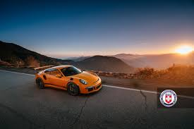 yellow porsche 911 signal yellow porsche 911 gt3 rs with hre p104 in satin black