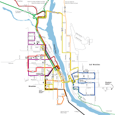 Map Of Leavenworth Wa Welcome To Link Transit Wa