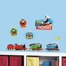 thomas train wall decals u0026 wall stickers roommates