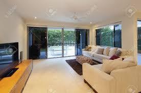 living modern house living room