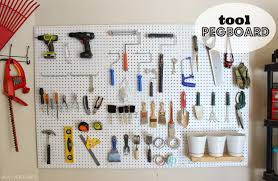 pegboard wall pegboard ideas
