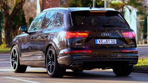 Audi Q7 Sport - the abt tuning program for your audi q7