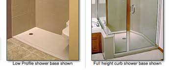 need a tile shower alternative option in kansas city winnelson