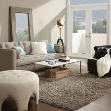 Shaw Area Rugs Shaw Bling Collection Polyester Shag Oversized Area