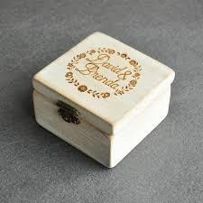 Wedding Ring Box by Aliexpress Com Buy Rustic Wedding Ring Box Custom Wedding Ring