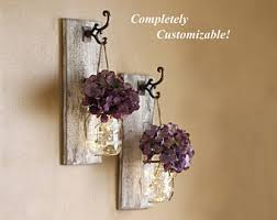 Wall Sconces Rustic Wall Sconce Etsy
