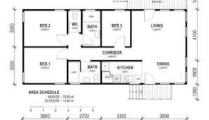 small 5 bedroom house plans 4 bedroom rectangular house plans floor plans 7 awesome to do square