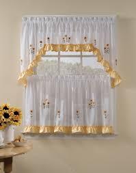 Kitchen Classy Gray Curtains Window Panels Custom Curtains