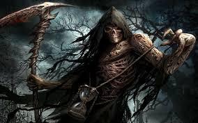 cool halloween background cool reaper wallpaper hd