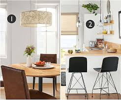 Kitchen Table Or Island How To Light Your Room Ideas U0026 Advice Room U0026 Board