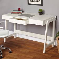 West Elm White Parsons Desk Mainstays Parsons Desk With Drawer Black Best Home Furniture